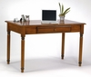Computer Desk in Antique Cherry - Office Star - KH25