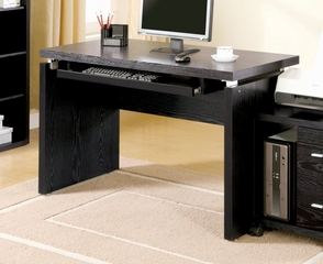 Computer Desk in Black - Coaster