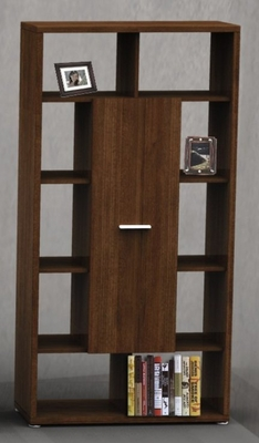 Concept 62 Inch Bookcase / Room Divider - Nexera Furniture - 491925