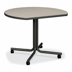 Conference End Table - Gray - HON61429DCG2SS