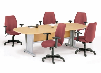 Conference Room Furniture Set with Chairs - OFM - CONF-SET-1