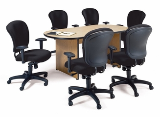 Conference Room Furniture Set with Chairs - OFM - CONF-SET-12