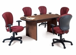 Conference Room Furniture Set with Chairs - OFM - CONF-SET-13