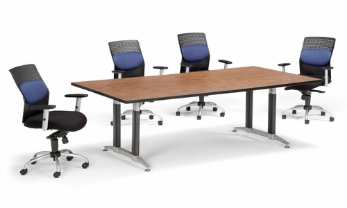 Conference Room Furniture Set with Chairs - OFM - CONF-SET-14