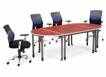 Conference Room Furniture Set with Chairs - OFM - CONF-SET-15