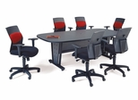 Conference Room Furniture Set with Chairs - OFM - CONF-SET-2