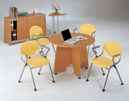 Conference Room Furniture Set with Chairs - OFM - CONF-SET-6