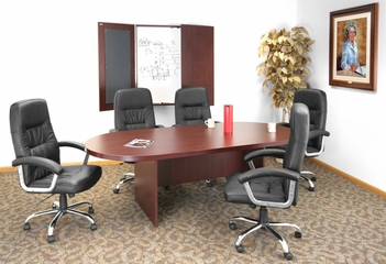 Conference Room Set 1 - Legacy Laminate - LGC-CPKG-1
