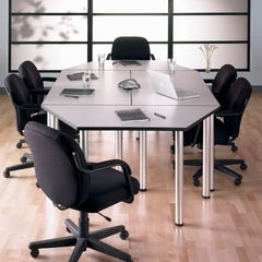 Conference Table Set 11 - Aspen Collection - Bush Office Furniture - TS852-SET-11