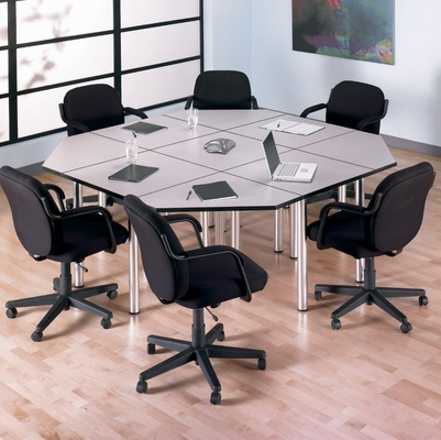 Conference Table Set 13 - Aspen Collection - Bush Office Furniture - TS852-SET-13