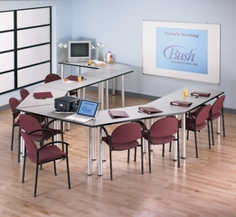 Conference Table Set 14 - Aspen Collection - Bush Office Furniture - TS852-SET-14