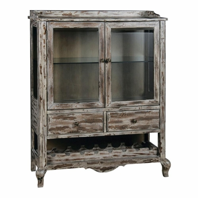 Connor Wine Cabinet - Pulaski