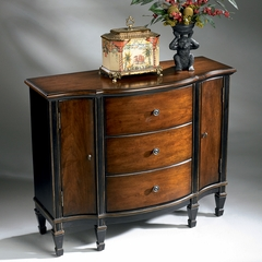 Console Cabinet in Cafe Noir - Butler Furniture - BT-0674104