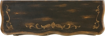 Console Chest in Europian Black - Butler Furniture - BT-1737177