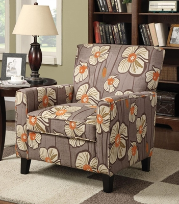 Contemporary Accent Chair - 902031