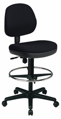 Contemporary Drafting Chair with Flex Back - Office Star - DC800