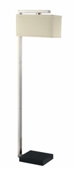 Contemporary Metal Floor Lamp - 901222