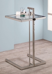 Contemporary Snack Table with Adjustable Table Top - 900998