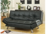 Contemporary Styled Futon Sleeper Sofa Bed - 300281