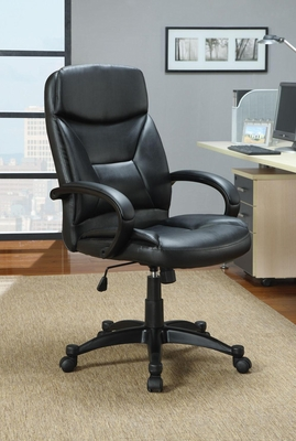 Contemporary Upholstered Executive Chair - 800204