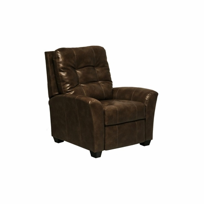 Cooper Hershey Leather Recliner - Catnapper