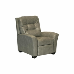 Cooper Quarry Leather Recliner - Catnapper