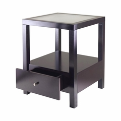 Copenhagen End Table - Winsome Trading - 92623