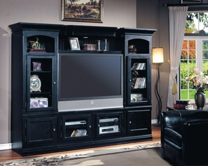 Copper Canyon 4-Piece Entertainment Center Set - Parker House - CC-100-4RX