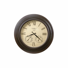 Copper Harbor Metal Gallery Wall Clock by Ty Pennington - Howard Miller