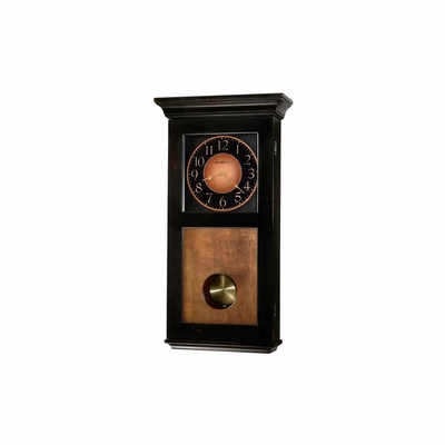Corbin Dual Chime Quartz Wall Clock - Howard Miller