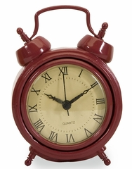 Corblin Desk Clocks (Set of 4) - IMAX - 29556-4