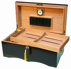 Cordoba Large Cigar Humidor - HUM-200IN