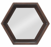 Cordova Hexagon Mirror - Cooper Classics - 5919