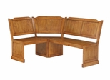 Corner Bench in Cottage Oak - Home Styles - 5004-800