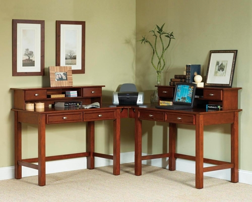 Corner Desk Unit - Hanover Home Office Collection - 5532-165