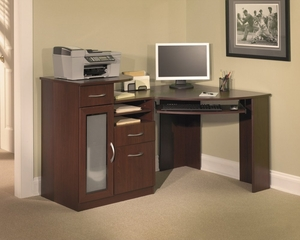 Corner Desk - Vantage Collection - Bush Office Furniture - HM66615-03