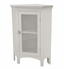 Corner Floor Cabinet - Madison Avenue - 7077
