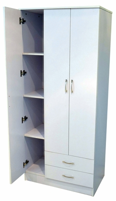 Corner Limited Paris 3-door Wardrobe