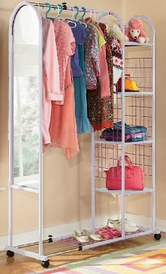 Corner Limited Paris Verena Extendable Wardrobe with Mirror