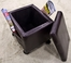 Corner Limited Paris Wheeled Storage Ottoman