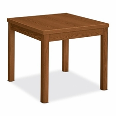 Corner Table - Medium Oak - HON80192MM