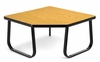 Corner Table (Sled Base) - OFM - TABLE3030