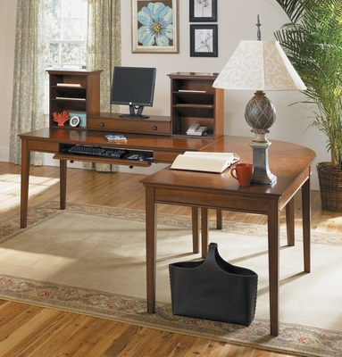 Corner Work Center - Hudson Valley - O'Sullivan Office Furniture - 11749