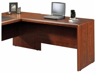 "Cornerstone 48"" Desk Return Classic Cherry - Sauder Furniture - 404379"