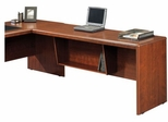 "Cornerstone 65"" Desk Return Classic Cherry - Sauder Furniture - 404380"
