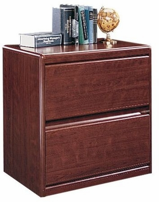 Cornerstone Lateral File Classic Cherry - Sauder Furniture - 107302