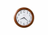 Corporate Wall Clock in Cherry - Howard Miller