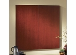 Corsica Presentation Board in Sierra Cherry - Mayline Office Furniture - CTMBCRY