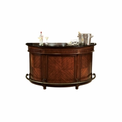 Cortland Bar with Granite Top - Howard Miller