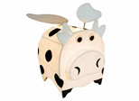 Cosmo the Cow with Wings Night-Time Pals Lamp - LumiSource - IVLS-COW